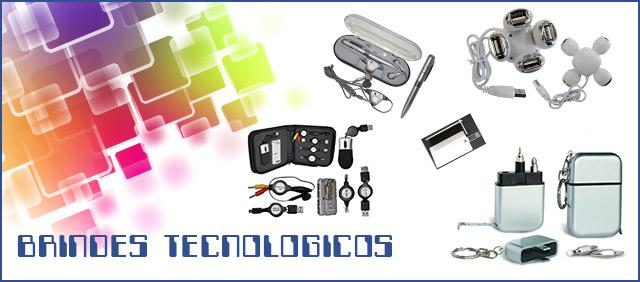 Brindes Tecnológicos