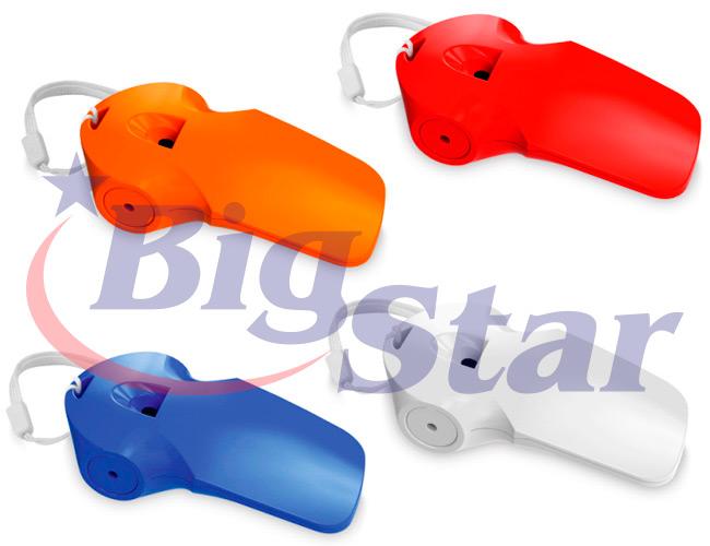 Apitos em Plástico BIG 667