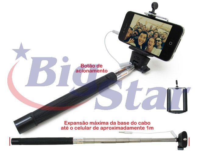 Bastão de Selfie / Pau de Selfie BIG 1999
