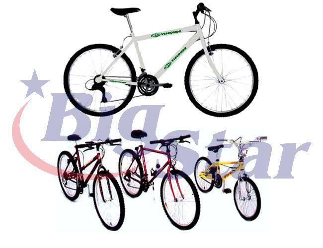 Bicicletas BIG 672