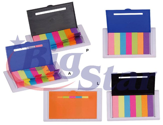 Kit post it coloridos BIG 1692