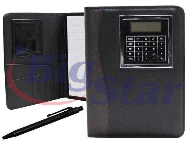 Bloco de anotações com calculadora BIG 2105