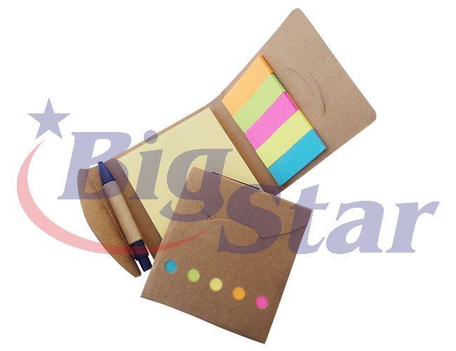 kit post it colorido BIG 1719