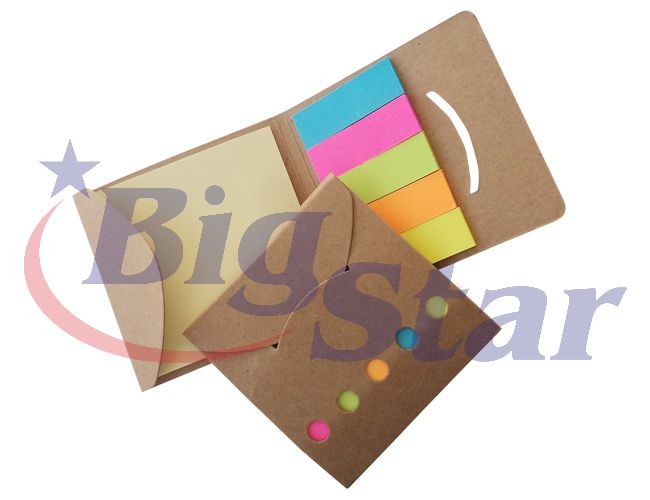 kit post it colorido BIG 1720
