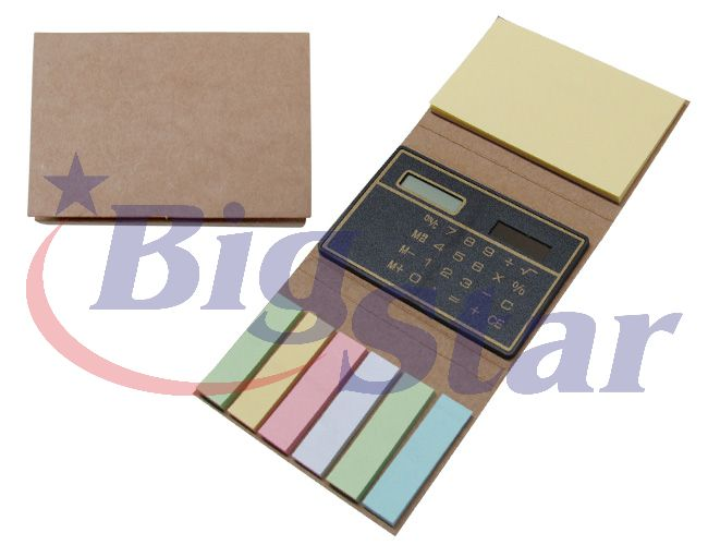 Bloco post-it calculadora BIG 1921