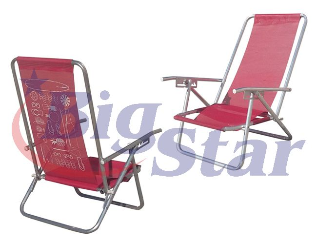 Cadeira de praia reclinável BIG 685