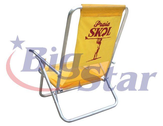 Cadeira de praia reclinável BIG 685 B