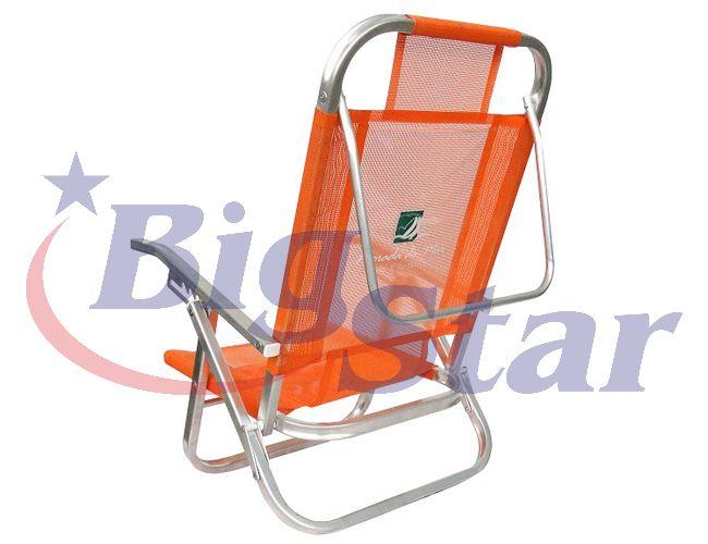 Cadeira de praia reclinável BIG 695