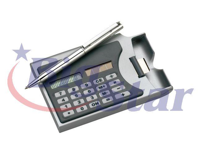 Calculadora e porta cartão BIG 767