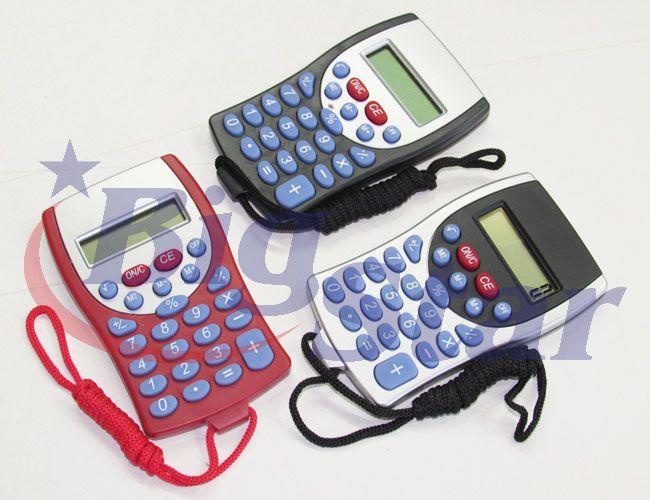 Calculadora com cordão BIG 1405 B