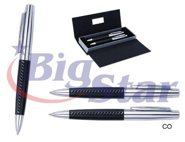 Caneta e lapiseira de metal BIG 1472 CO