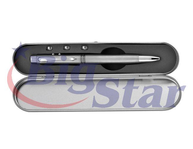Estojo e caneta de metal BIG 247 B