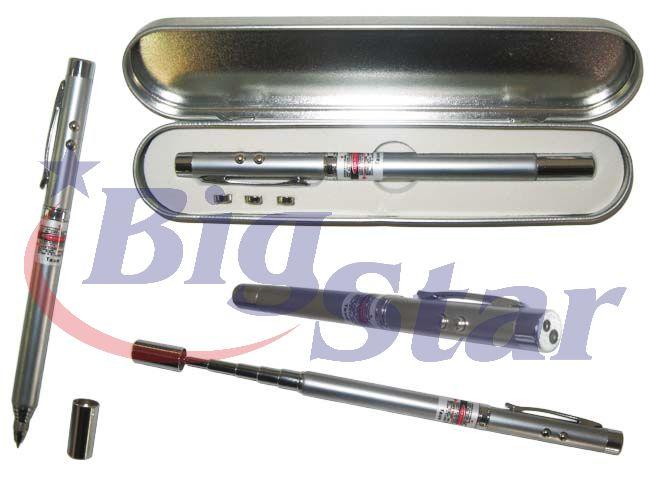 Estojo e caneta de metal BIG 247