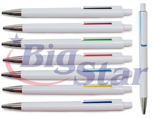 Caneta plástica BIG 2093
