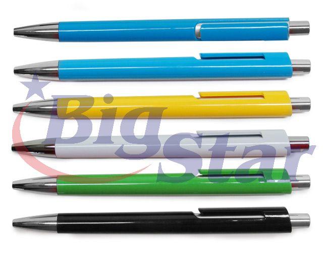 Caneta plástica BIG 2093 B