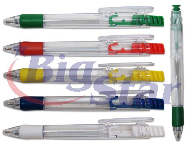 Caneta plástica BIG 2113
