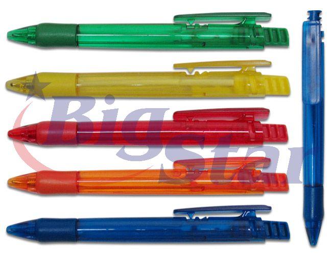 Caneta plástica BIG 2113 B