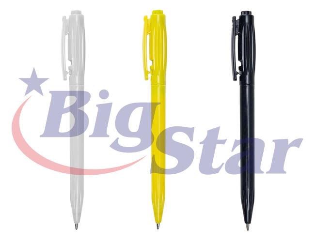 Caneta plástica BIG 2739 A