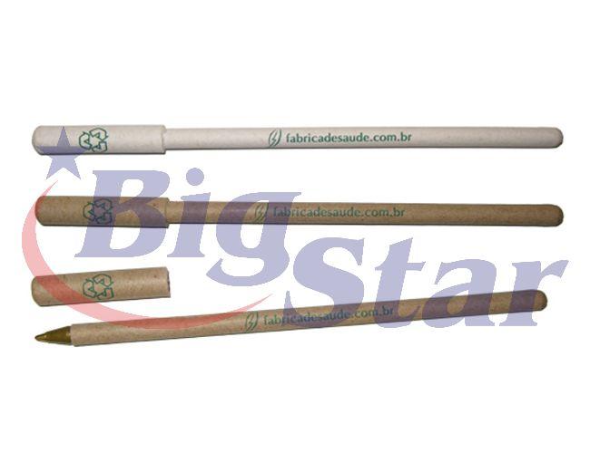 Caneta Reciclada BIG 3
