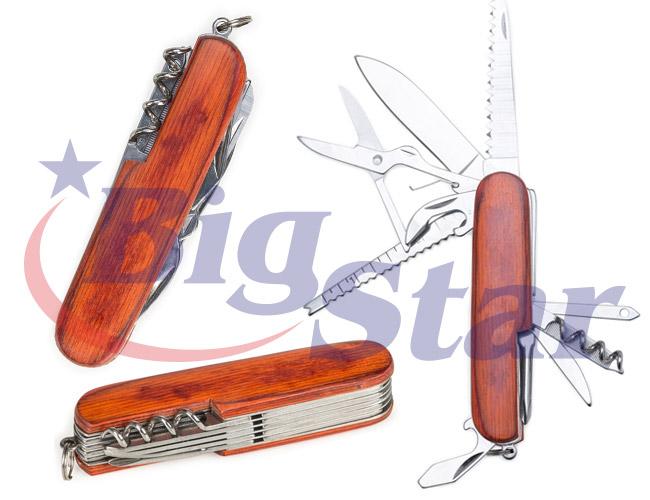Canivete 11 funções BIG 2447