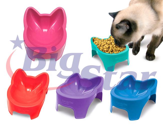 Comedouro para gatos BIG 2765