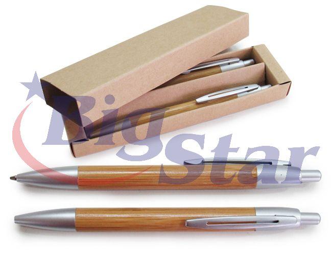 Conjunto de caneta e lapiseira BIG 2039
