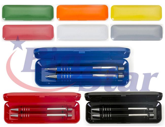 Conjunto de caneta e lapiseira BIG 1877