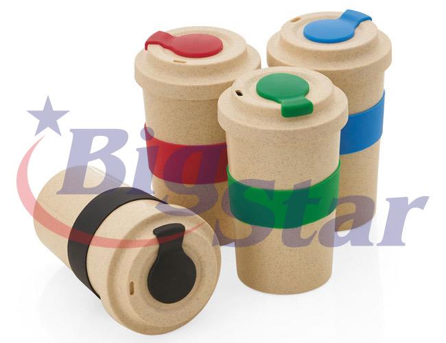 Copo de fibra de bambu 450 ml BIG 2699 A