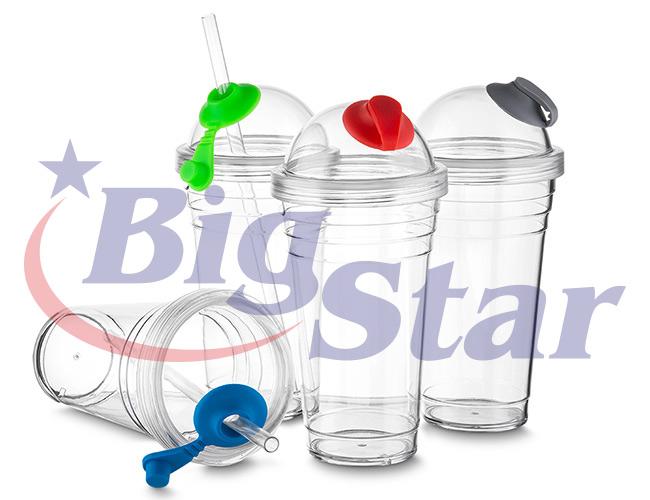 Copo de plástico 480 ml BIG 2421