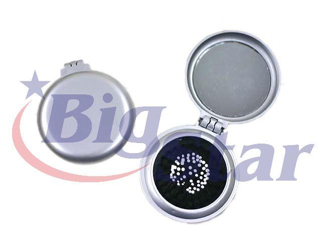 Espelho de Bolsa com escova BIG 886