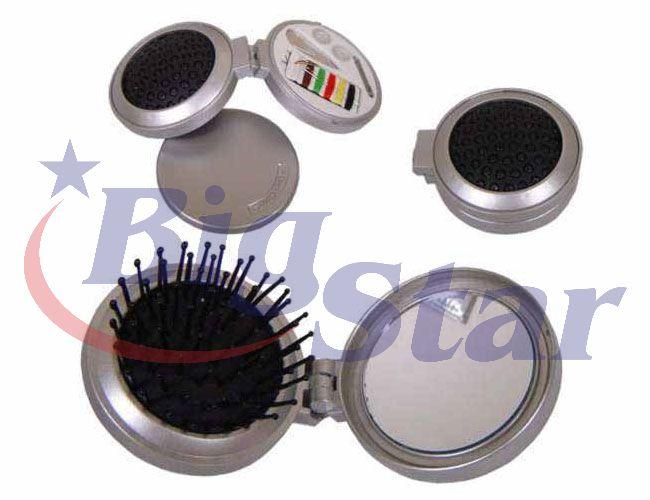 Espelho, escova e kit costura BIG 886 B