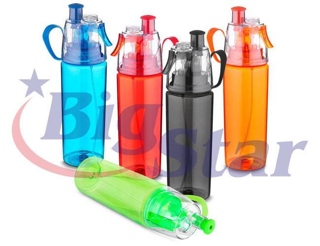 Garrafa plástica / Squeeze Plástico 570 ml BIG 2552