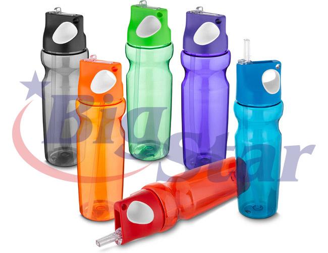 Garrafa plástica / Squeeze Plástico 870 ml BIG 2551