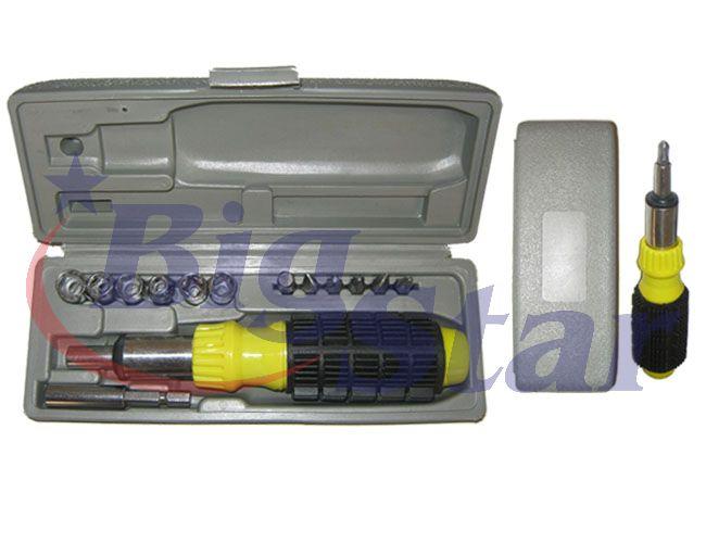 Kit ferramentas BIG 1417