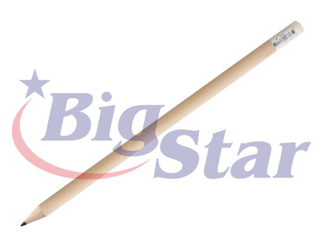 Lápis com borracha BIG 2642 A