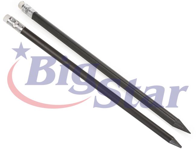 Lápis triangular com borracha BIG 2624 B