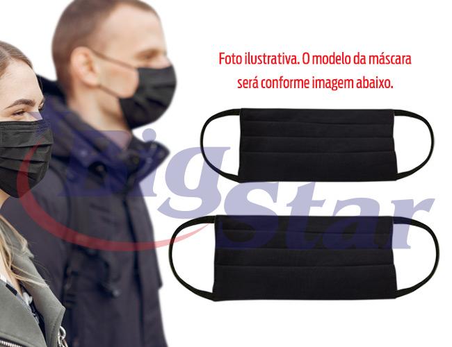 Máscara de proteção em algodão BIG 2752 A