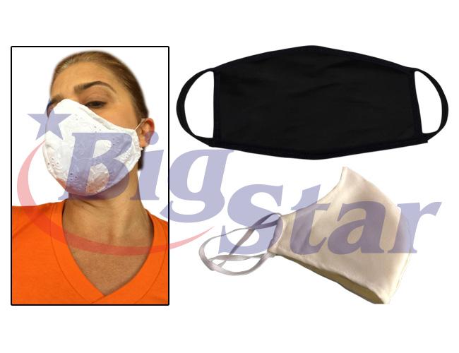 Máscara de proteção em microfibra BIG 2752 B