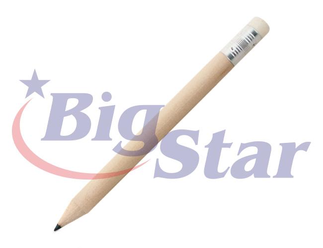 Mini lápis com borracha BIG 2642 B