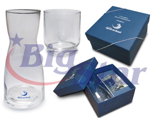 Moringa de vidro BIG 2571