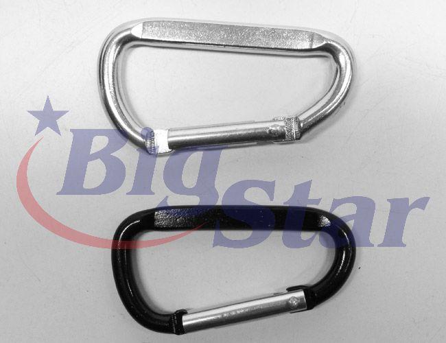 Mosquetão de alumínio BIG 2261 A