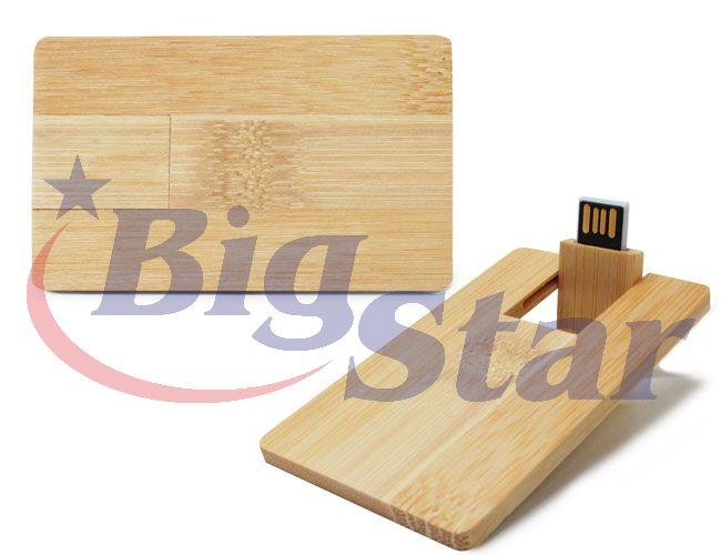 Pen card de bambu BIG 331 C