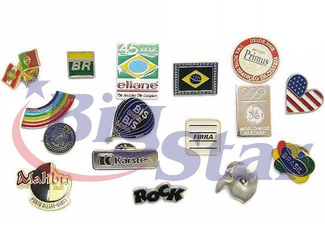 Pins estampados BIG 1057