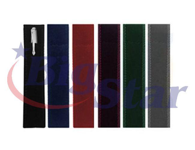 Porta caneta de veludo BIG 1804