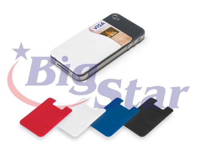 Adesivo porta cartão para celular BIG 2414 A