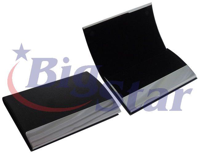 Porta Cartão em Couro Sintético BIG 1368