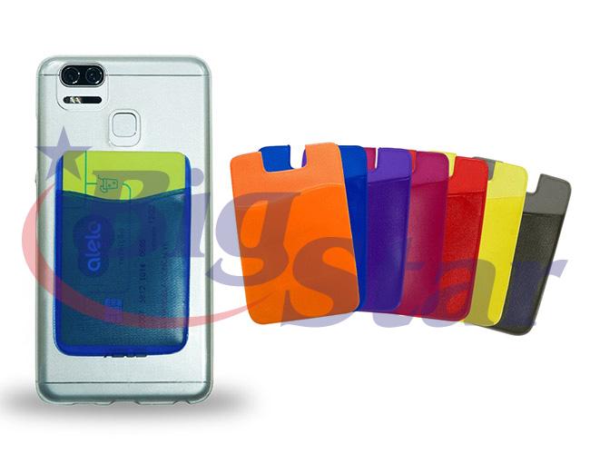 Adesivo porta cartão para celular BIG 2414 B