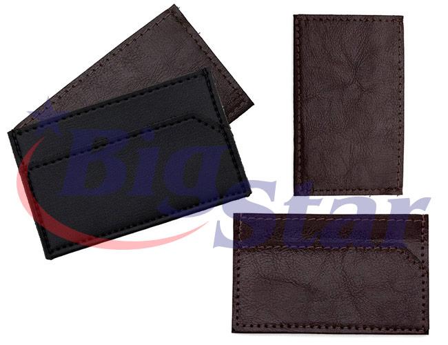 Porta cartão em couro sintético BIG 2369