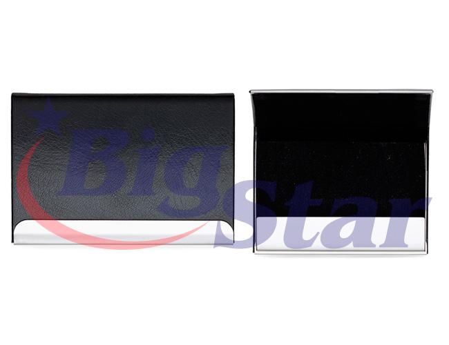 Porta cartão em couro sintético BIG 2377