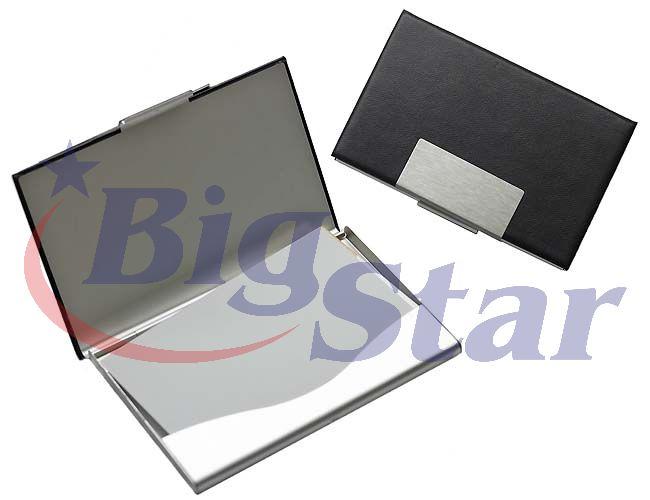 Porta cartão em couro BIG 277